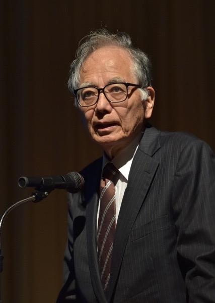 橿原考古学研究所菅谷所長の基調講演「唐の文化にあこがれた飛鳥人」
