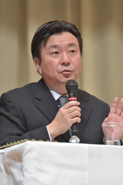 読売新聞大阪本社関口和哉氏の巧みな司会で