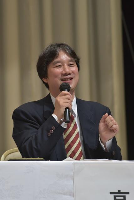 中国西安財経学院高林安副教授