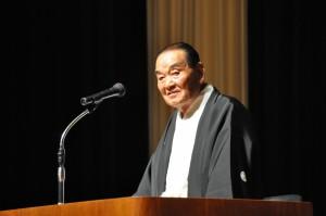 柿坂宮司基調講演