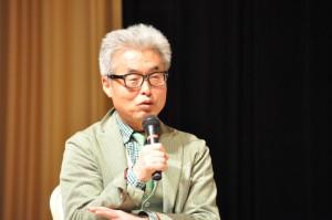 コーディネーターは 鎌田東二教授