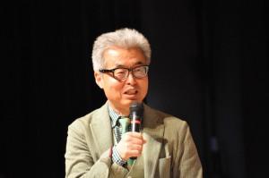 鎌田教授の締めで  第1部は終了
